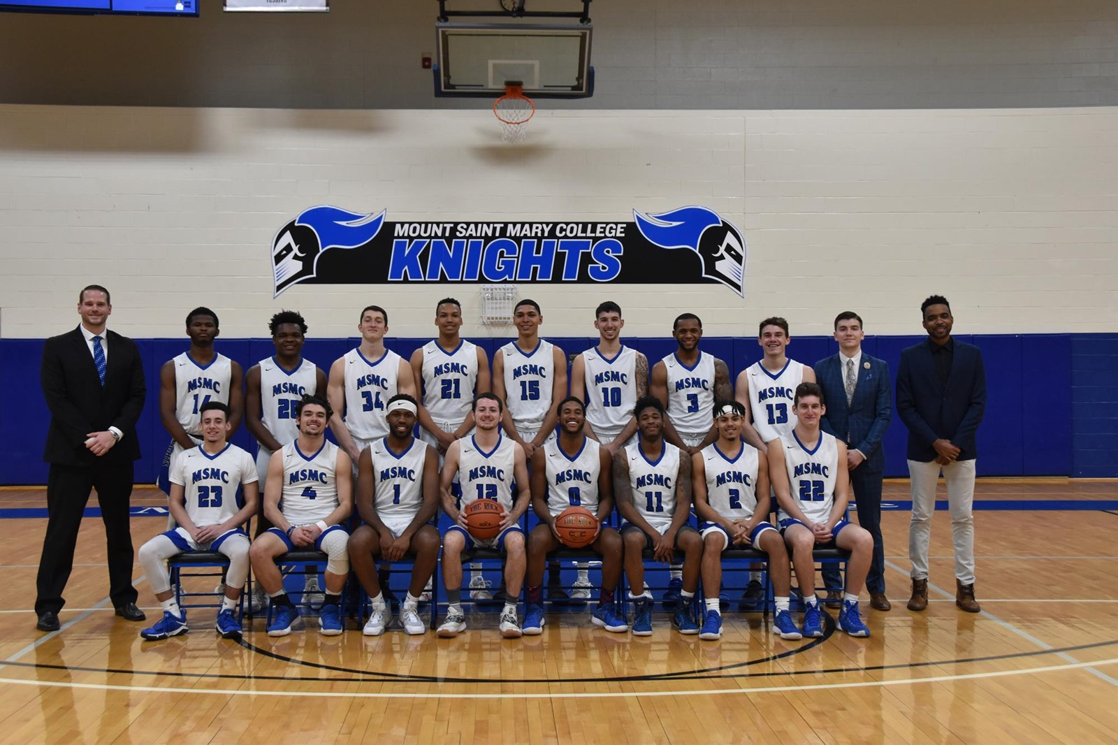 2831ab488551 2018-19 Men s Basketball Roster - Mount Saint Mary College Athletics