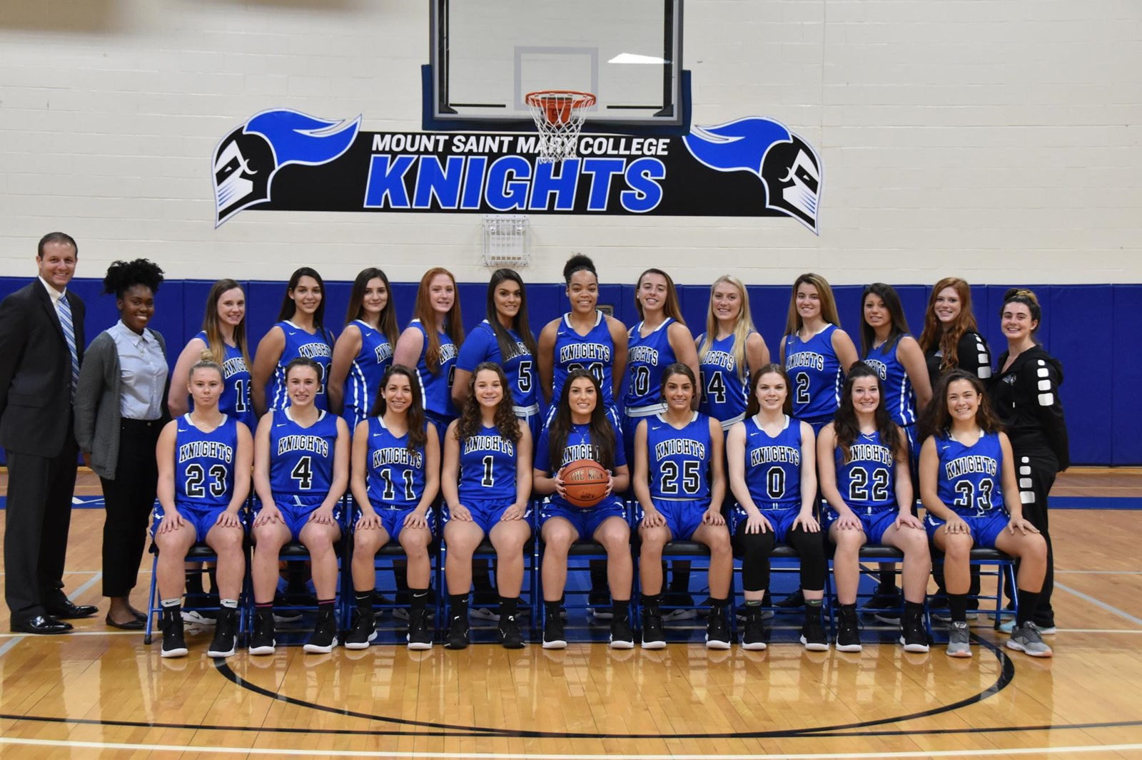 e1ee03d51610 2018-19 Women s Basketball Roster - Mount Saint Mary College Athletics